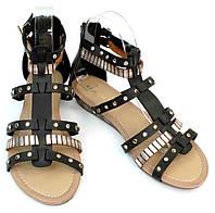 Женские сандалии Jada Black!, фото 1