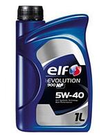 Масло моторное ELF EVOLUTION 900 NF 5W40 (ACEA A3/B4 - API SL/CF, VW 502.00/505.00, MB 229.3) 1L