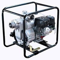 Мотопомпа для сильнозагрязненной воды с илом и камнями DAISHIN SWT-80HX
