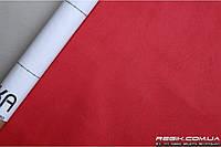 Алькантара самоклеющаяся Decoin (Корея) красный 145х10см