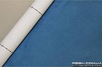 Алькантара самоклеющаяся Decoin (Корея) голубой 145х10см