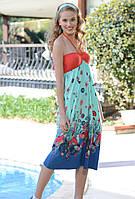 Платье-юбка для дома и отдыха, Shirly Lingerie