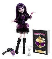 Кукла Монстер Хай Элизабет (Элиссабет) из серии Страх! Камера! Мотор! (Monster High Elissabat Frights, Camera,