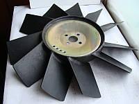 Крыльчатка охлаждения Газель Волга Соболь (на 11 лопастей) (пр-во ГАЗ)