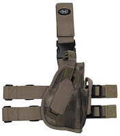 Пистолетная кабура  набедренная правосторонняя, HDT-camo