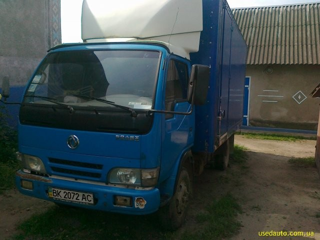 Запчасти Dong Feng 1044