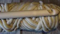 Крючок №25 для вязания толстой пряжи