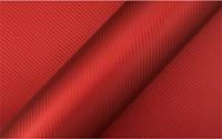Пленка ARLON CWC-519CF - Carbon Red Alu. ( Красный алюминиевый карбон )
