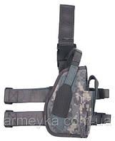 Пистолетная кабура  набедренная правосторонняя, AT.dig., Германия MFH