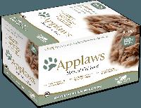 Applaws Cat Pot Fish Selection Multipack (Эпплоуз) Кэт Пот Рыбное Ассорти корм для кошек 480 г