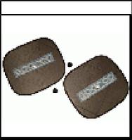 """Шторки на присосках th-501s-2 на бок квадр.""""sparco"""""""