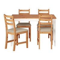 Antique dining room tables and chairs