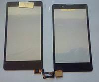 Nokia XL RM-1030 тачскрін сенсор тестований