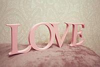 "Объемное  буквы  ""Love"""