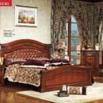 Спальный гарнитур 3025 Classical темный орех