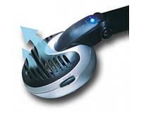 Очистит и стерилизует воздух в салоне авто GH-2121, с фото-фильтром, UV лампой, включается в прикуриватель 12V