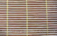 Рулонные бамбуковые шторы BRU-123 90х160 см