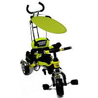 Велосипед трехколесный TILLY Trike T-351-2 с надувными колесами