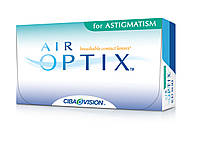 Линза контактная AIR OPTIX for ASTIGMATISM