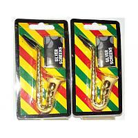 Курительная трубочка - саксофон для курения TR7 + 5 сеточек