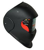 Маска Хамелеон OPTECH S777С чёрный с увеличительной линзой