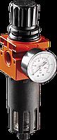 """Фильтр 12-582 Neo для сжатого воздуха под резьбу 1/2"""" с редуктором и манометром"""