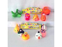 Набор детских игрушек-пищалок Lovely Toys K 167-8