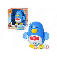 Заводная игрушка для ванной Пингвин WinFun 7102 NL