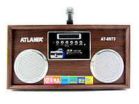 Колонка портативная (Portable speakers) ATLANFA AT-8973, фото 1