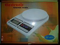 Весы кухонные ELECTRONIC Kitchen Scale SF-400, Харьков