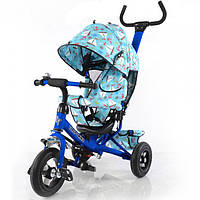 Велосипед трехколесный TILLY Trike T-351-9 Dark blue