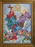 Вишивка бісером Свята Трійця