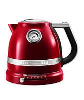 Чайник электрический KitchenAid Artisan 5KEK1522ECA  металлический, карамельное яблоко, фото 1