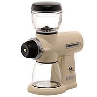 Электрическая жерновая кофемолка KitchenAid 5KCG0702EAC, кремовая
