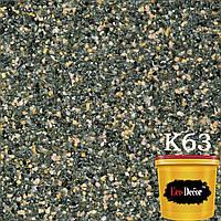 Фасадная мозаичная штукатурка К63