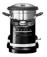 KitchenAid Artisan 5KCF0103EOB универсальный кухонный комбайн - процессор Китчен Эйд, черный, фото 1