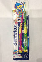 Детская зубная щетка Dentalux kids