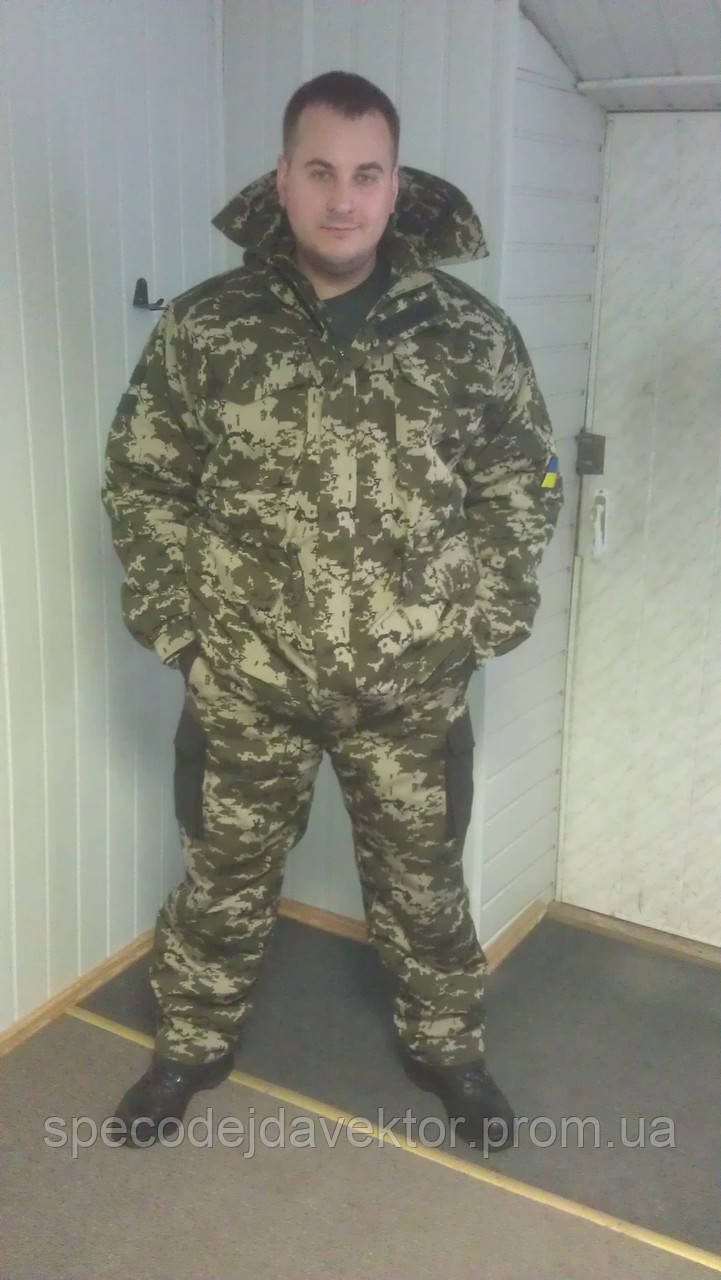 Зимняя одежда военная купить