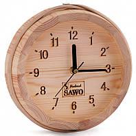 Настенные часы для бани и комнаты отдыха Sawo 531-Р