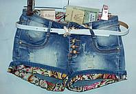Модные женские короткие шорты новинка