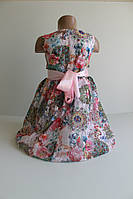 Платье Lili французкий трикотаж с кофтой
