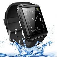 Умные часы SmartWatch U8 Uwatch совместим с Android, iOS смартфонами  и планшетами