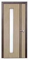 Дверь межкомнатная  Модель ВЕНА (остеклённая), карпатская ель.