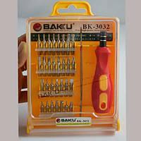 Набор инструментов BAKKU bk-3032, пинцет, рукоятка, 30 наконечников
