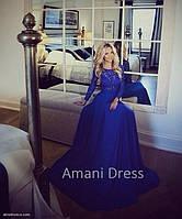 Длинное платье Amani Dress.Новинка 2015! (Арт. 351АР)