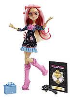 Monster High Вайперина Горгон Mattel Камера Мотор Хантливуд
