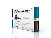 Inspector - капли от внешних и внутренних паразитов у кошек более 4 кг