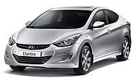 Защита картера двигателя и акпп Hyundai Elantra (MD) 2011- с установкой! Киев