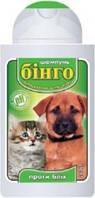 Шампунь Бинго против блох для котят и щенков 100 мл