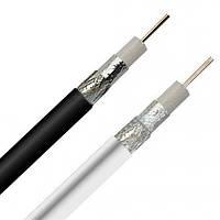 ТВ кабель FinMark F690BV white